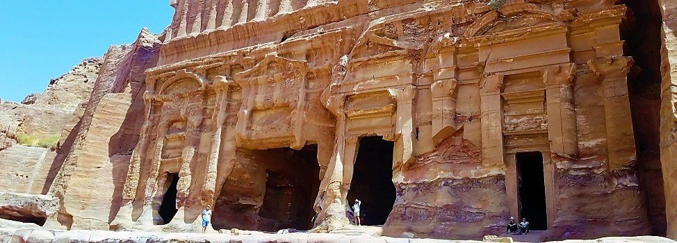 Petra Tour from Jerusalem