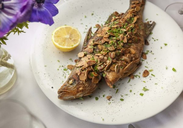 Restaurant Dag-Dagan (Fish and Grain)