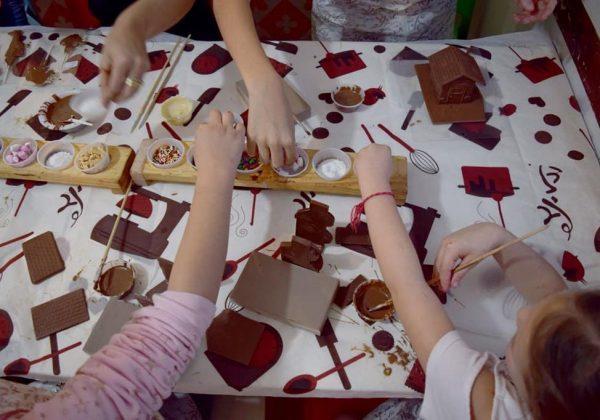 גליתא – חוות השוקולד
