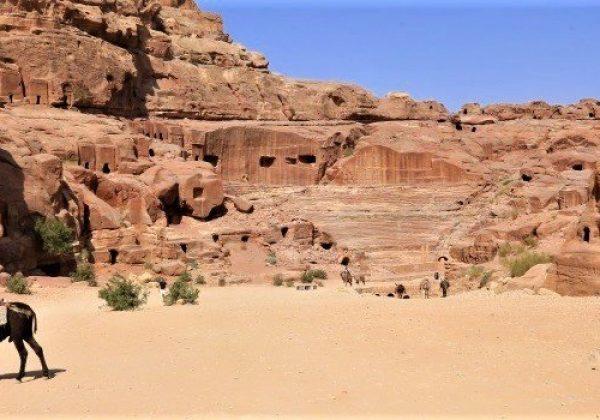 Petra & Wadi Rum Tour from Jerusalem (3-Day Tour)