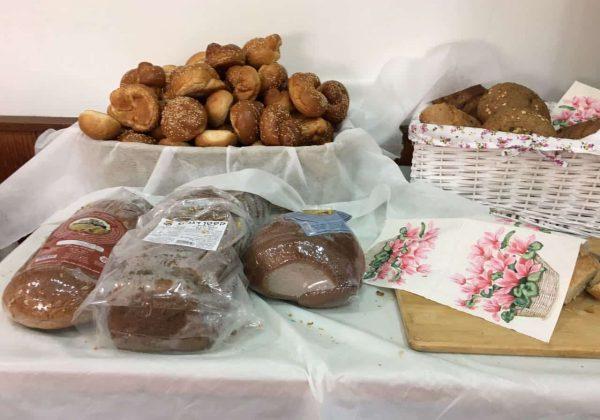 לקט תמונות מארוחת שבועות החגיגית בבית אלפא