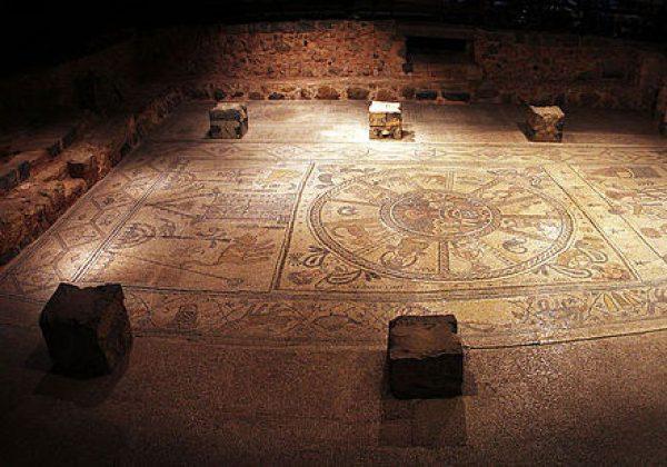 בית הכנסת העתיק בקיבוץ חפציבה